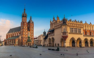 A WEEKEND IN CRACOW